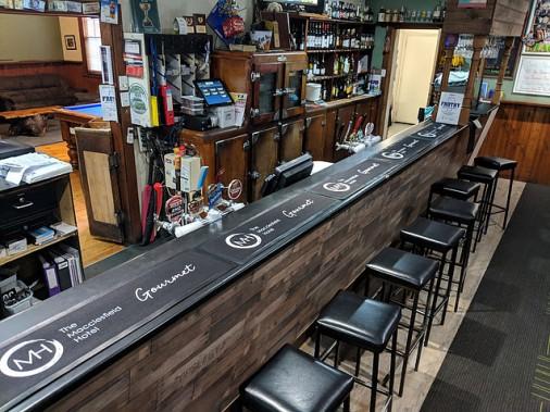 Maccy bar