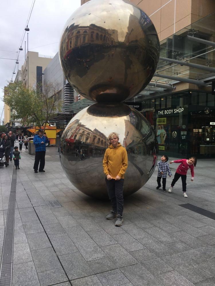 Alex and balls